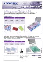 Reagent Reservoirs - 2