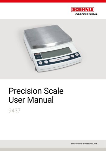 Precision scale Conformity assigned