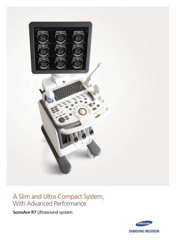 A Slim, Ultra-Compact System (OB/GYN)