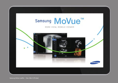 Samsung MoVue MORE VIEW, MOBILE VIEWER