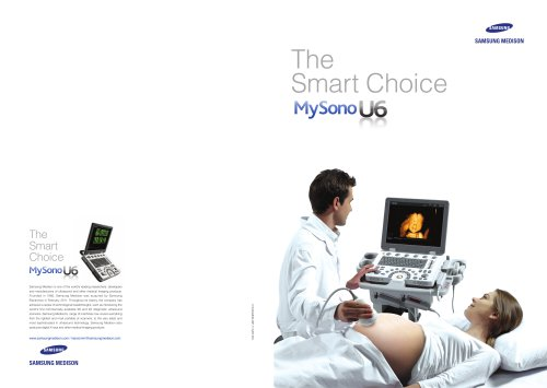 The Smart Choice Mybono U6