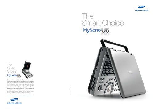 The Smart Choice MySono U6