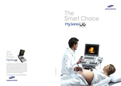 The Smart Choice Mybono U6