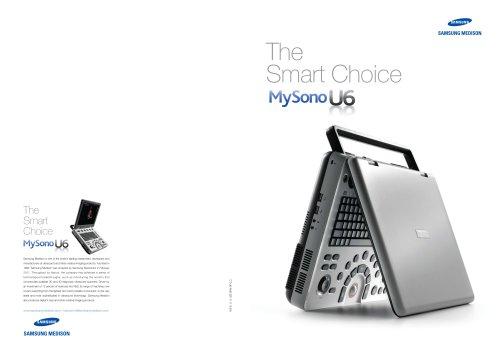 The Smart Choice MySono U6