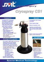 Cryospray CS1