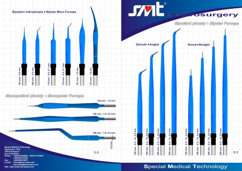 Electrosurgical Forceps
