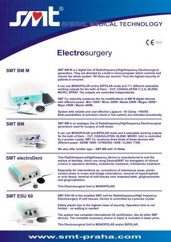 SMT Basic catalogue