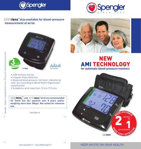 automatic blood-pressure monitors