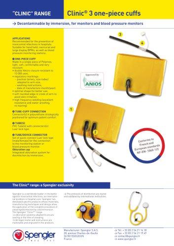 Blood pressure cuffs:clinic cuffs