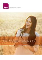 SD PRODUCT CATALOG - 1