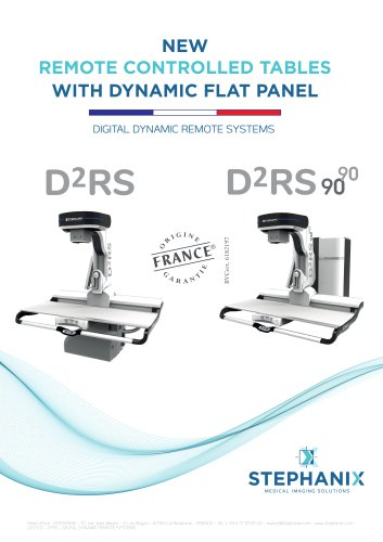 D²RS - New remote controlled tables