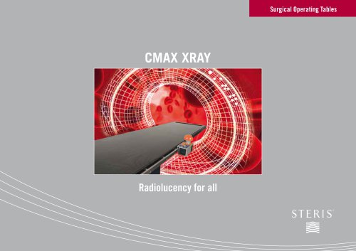 CMAX XRAY: Radiolucency for all