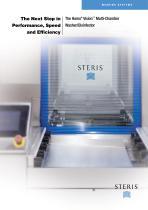 Hamo® Vision Multi-Chamber Washer/Disinfector