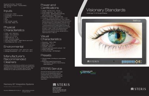 Vividimage® D Surgical Grade Monitor