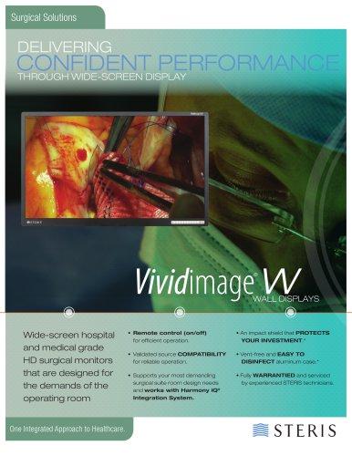 Vividimage® W Wall Displays