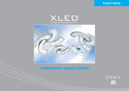 XLED® Surgical Lighting Systems