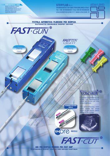 FAST-GUN / FAST-CUT