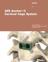 AVS Anchor® -C - 1