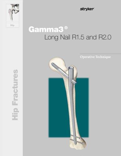 Gamma3 Long Nail R2.0