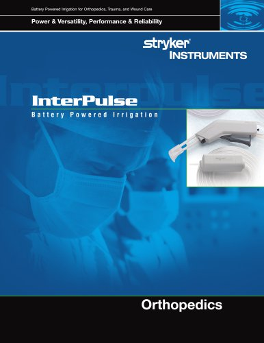 InterPulse - Orthopaedics