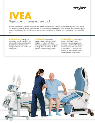 IVEA Equipment management tool