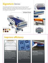 S3 MedSurg Bed - 3