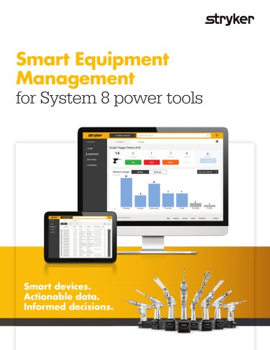 Smart Equipment Management