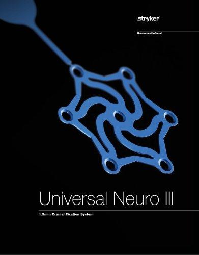 Universal Neuro III