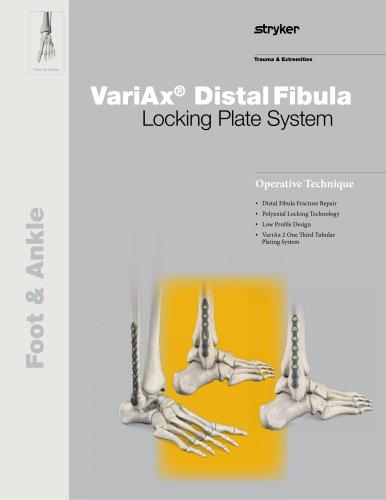 VariAx® DistalFibula