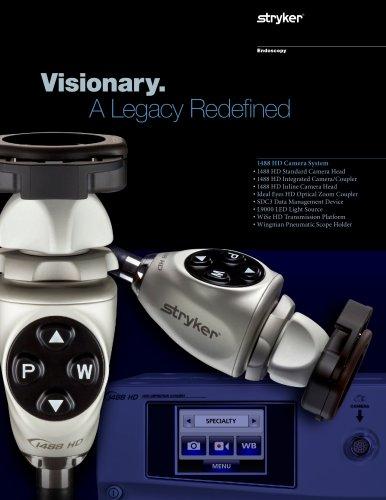 Visionar y. A Legacy Redefined