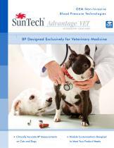 OEM NIBP Advantage VET Brochure