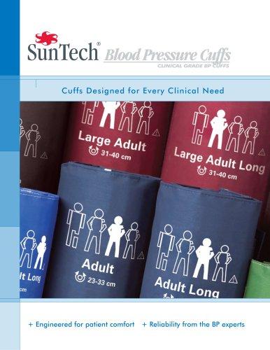 Sun Tech Blood Pressure Cuffs CLINICAL GRADE BP CUFFS