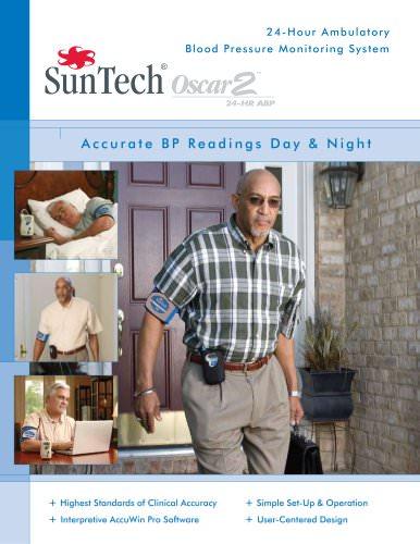 SunTech Oscar 2 24-HR ABP