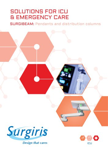 SOLUTIONS FOR ICU & EMERGENCY CARE