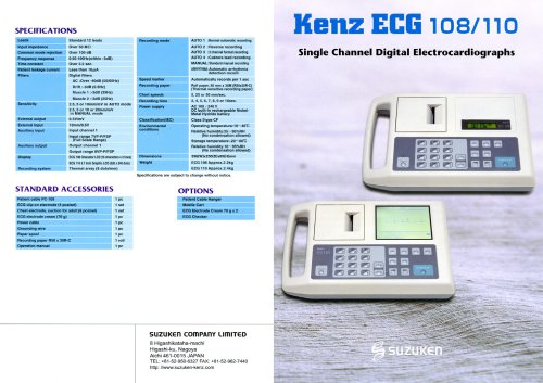 ECG 108/110