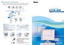 ECG Data Viewer CVS-03