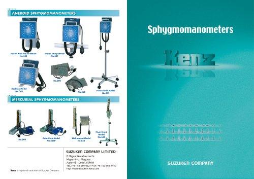 Kenz Sphygmomanometers