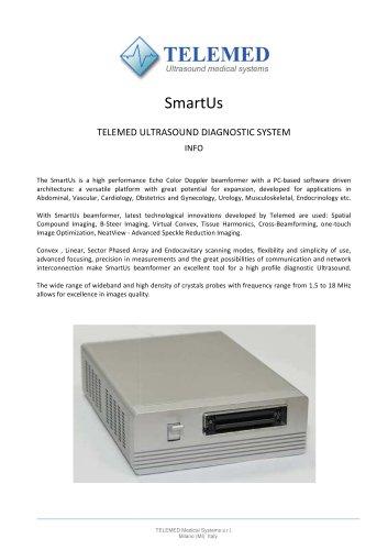 SmartUs TELEMED ULTRASOUND DIAGNOSTIC SYSTEM INFO