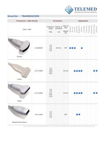Transducers SmartUs