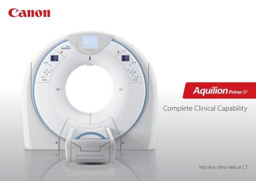 Aquilion Prime SP
