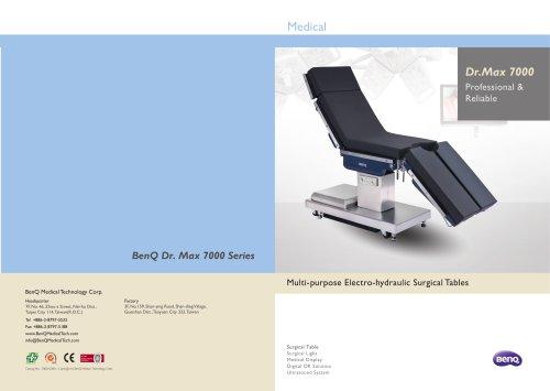 Dr. Max 7000 Series