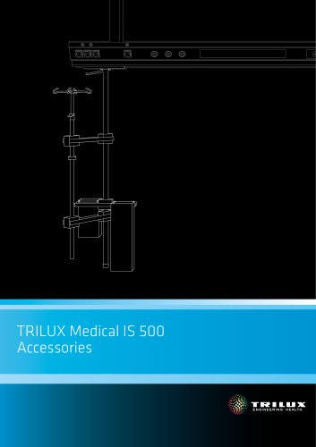 TRILUX Medical IS 500 - Accessories