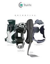 Orthotic catalogue