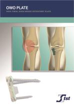 OWO (High Tibial Open Wedge Osteotomy Plate)