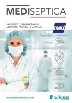 Disinfectant - Antiseptics