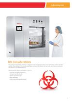 BSL3 and BSL4 Autoclaves - 3