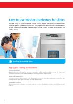 Clinic Washer-Disinfectors - 2