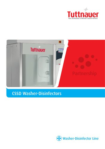 CSSD Washer-Disinfectors