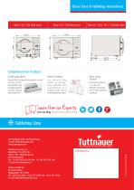 Elara Class B Tabletop Autoclaves - 8