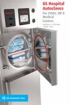 GS Hospital Autoclaves - 1